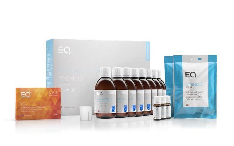 EQ Pure Arctic Oil Premium